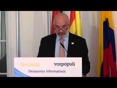 DESAYUNO ALBERTO FURMANSKY, EMBAJADOR DE COLOMBIA - EXECUTIVE FORUM