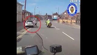 Dangerous Driver Jailed After 100mph Police Bike Pursuit