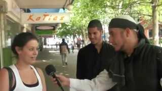 Австралия: Призыв к Исламу.                 .Islam Street Dawah Australia