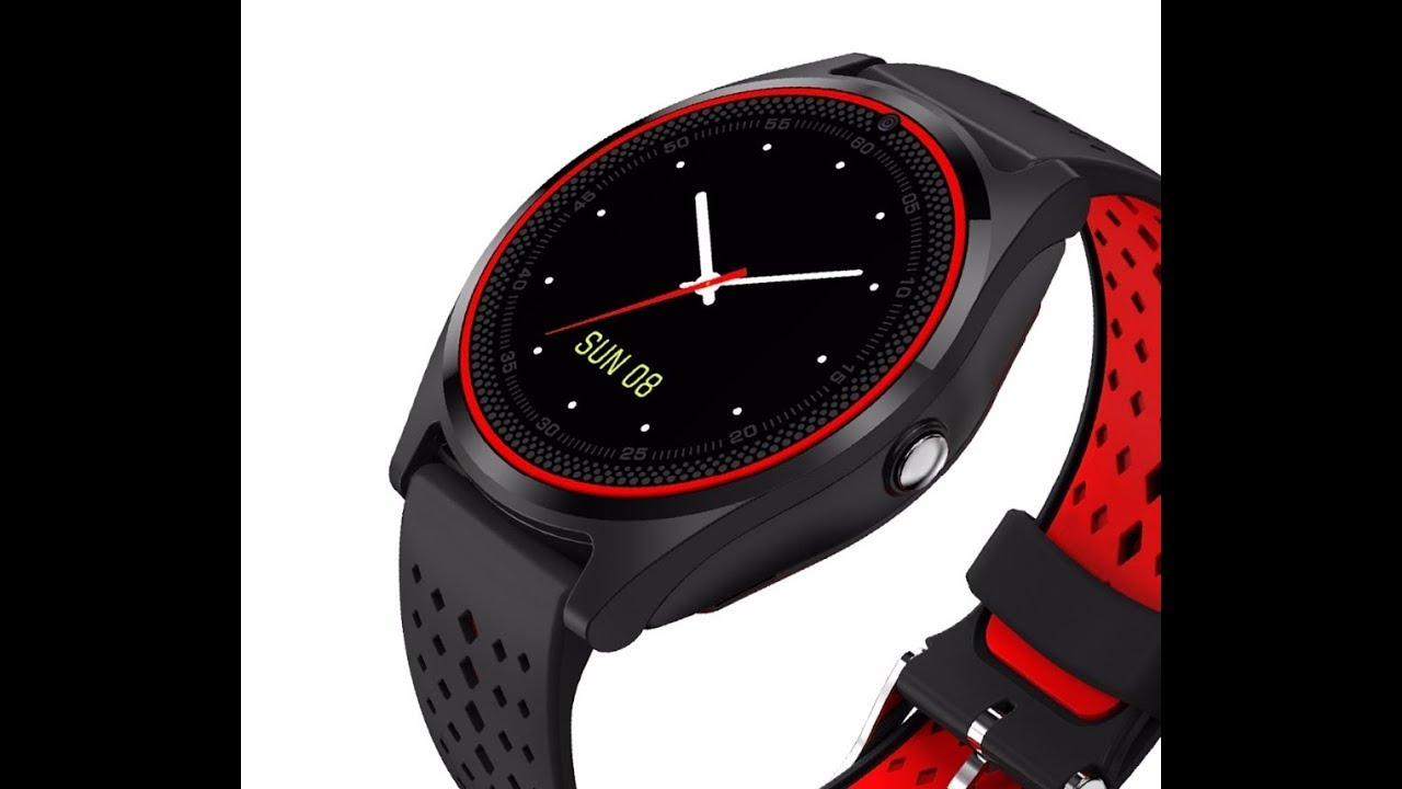 71de70744 Smart Watch V9 - YouTube
