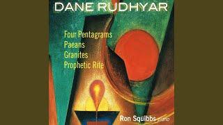 "Second Pentagram ""Enfoldment"": II. Reaching Out"