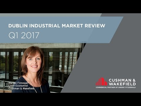 Dublin Industrial Market Review Q1 2017