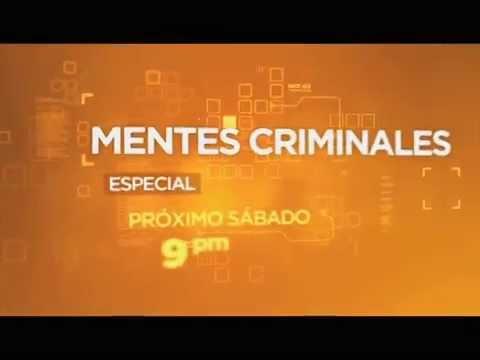 Especial Mentes Criminales