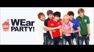 Teen Top So sweet ringtone (L.Joe's rap)
