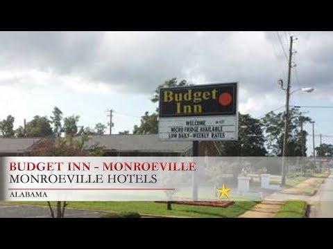 Budget Inn - Monroeville - Monroeville Hotels, Alabama