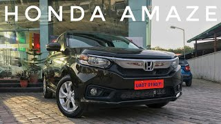 THIS IS WHY HONDA AMAZE COSTS 9 LACKS!! || TECH BOYS||