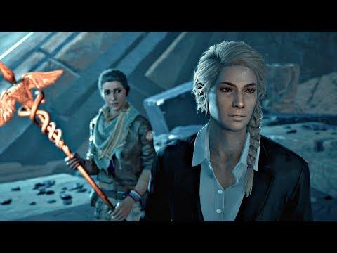 Assassin's Creed Odyssey - All Endings (Family, Cult, Atlantis & Modern Day Ending) PS4 Pro