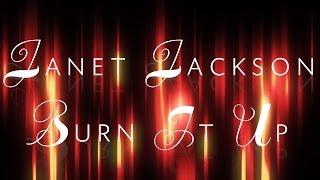Janet Jackson - BURNITUP ft Missy Elliot   #ThatsHowIBURNITUP   Chris Clark Choreography