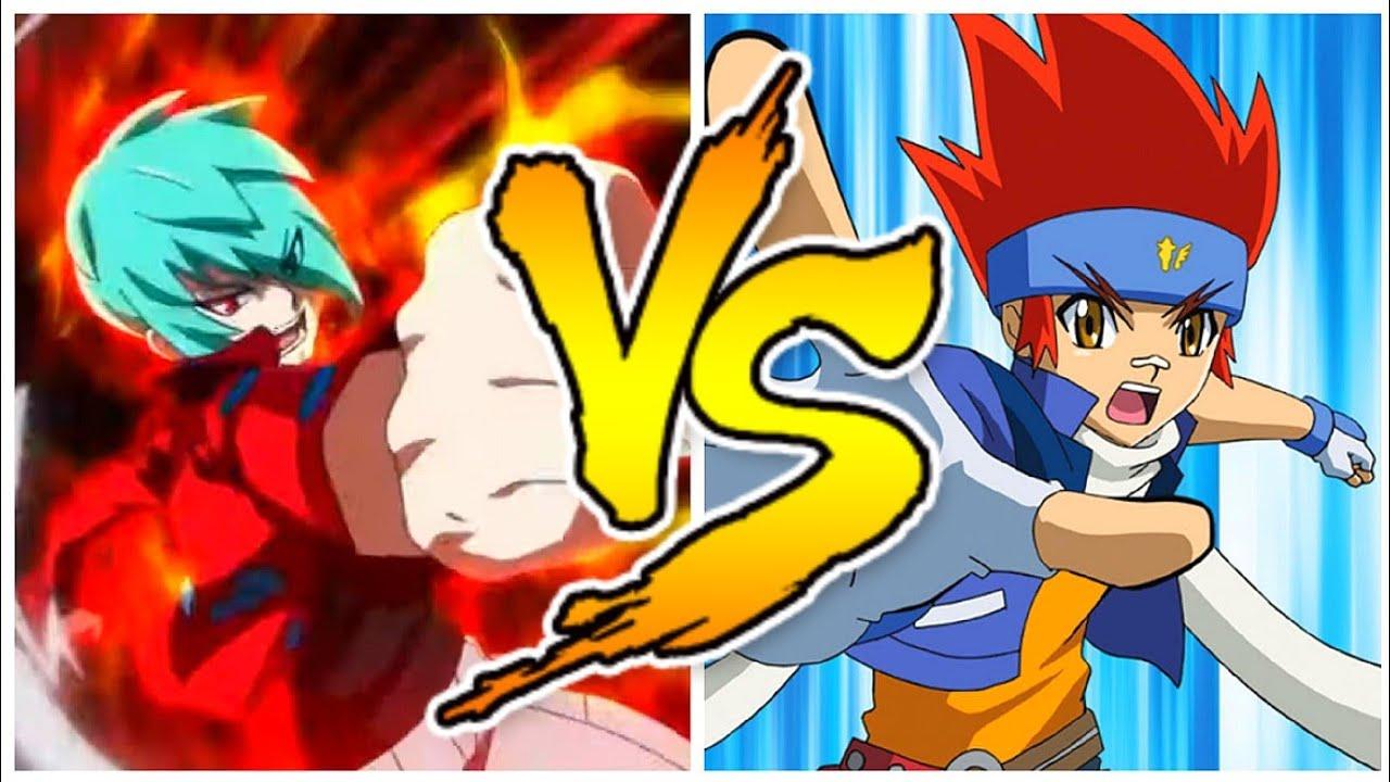 BLOODY RED Naked Spriggan.Pr.Om VS Prime Apocalypse.0D.Ul | Beyblade Burst GT Battle - YouTube