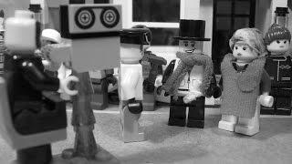 Lego Ma and Pa Kettle