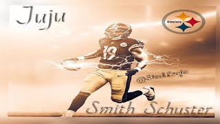 juju smith schuster get lit pittsburgh steelers highlight mix hd