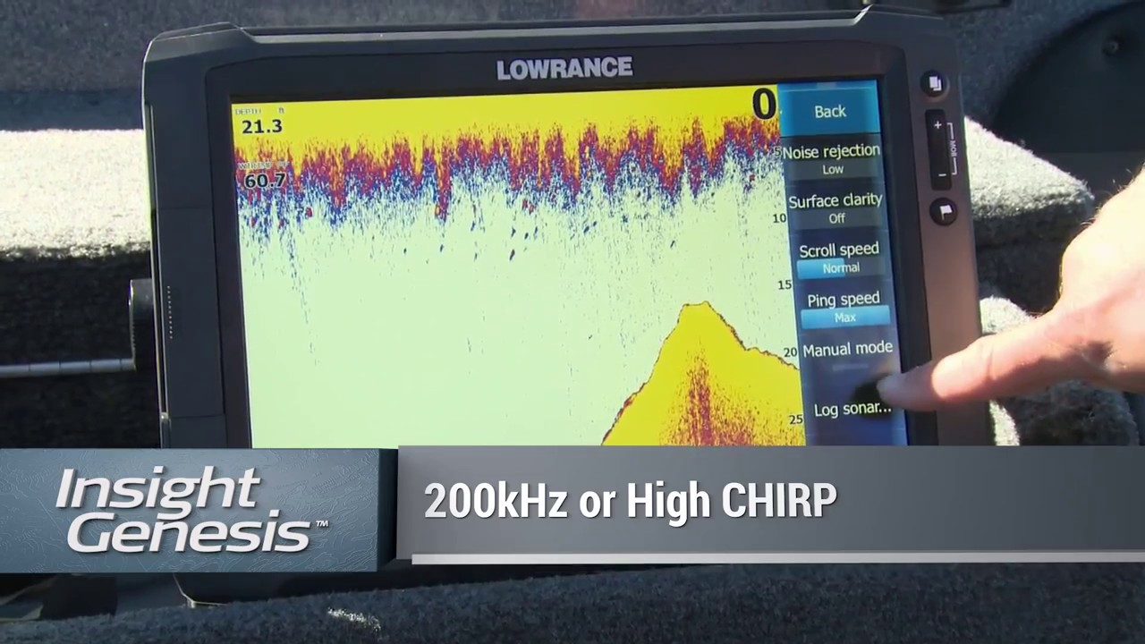 Lowrance Hds 8 Problems