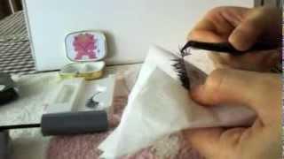 fake eyelash natural eyelash tutorial
