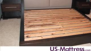 How Many Slats Are Needed For Mattress Only Beds?