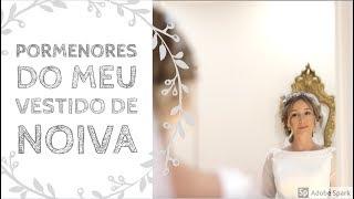 Vlog - A última prova do vestido de noiva + reação da minha Mãe!