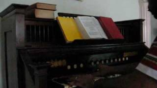 "The Hymn ""The God of Abraham Praise"" played in Reed Organ"