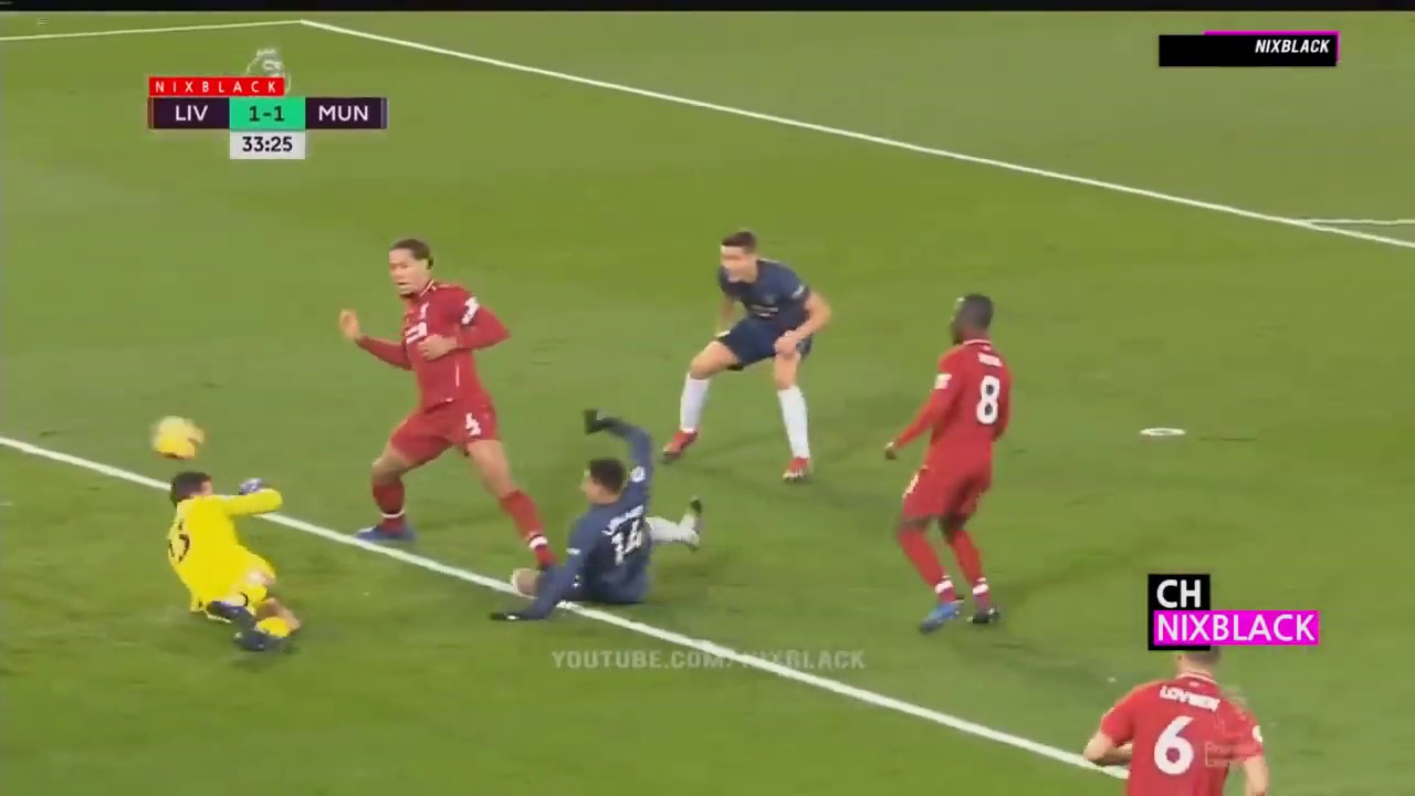 Liverpool vs Manchester United 3-1 | Highlights and Goals | Latest video.