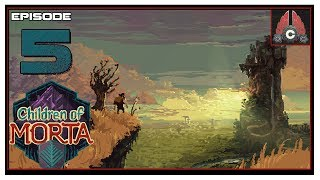 Let's Play Children of Morta With CohhCarnage - Episode 5