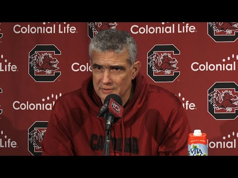 Best Gamecock Coverage - Frank Martin Likes the Way His Team is Playing Defense