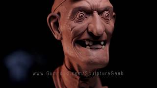 How to Sculpt a Stylized Character Now Available - Sculpture_Geek thumbnail
