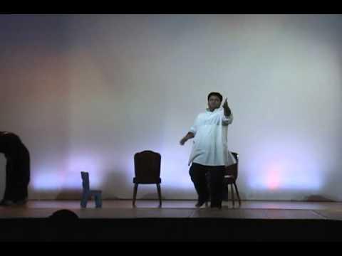 Baydi Mari Babuchak Gujarati Funny Skit KVPS 2010wmv