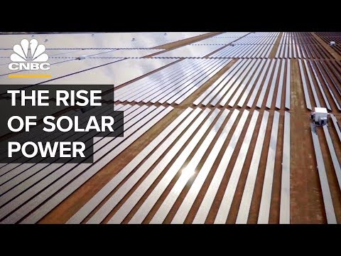 The Rise Of Solar Power - YouTube