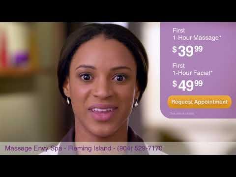 Massage Envy Spa - Fleming Island National Branding