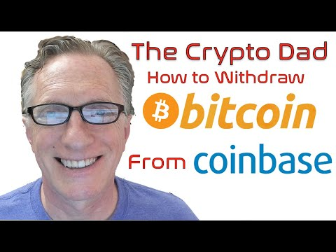 How To Withdraw Bitcoin From Coinbase And Store It In Your Own Wallet