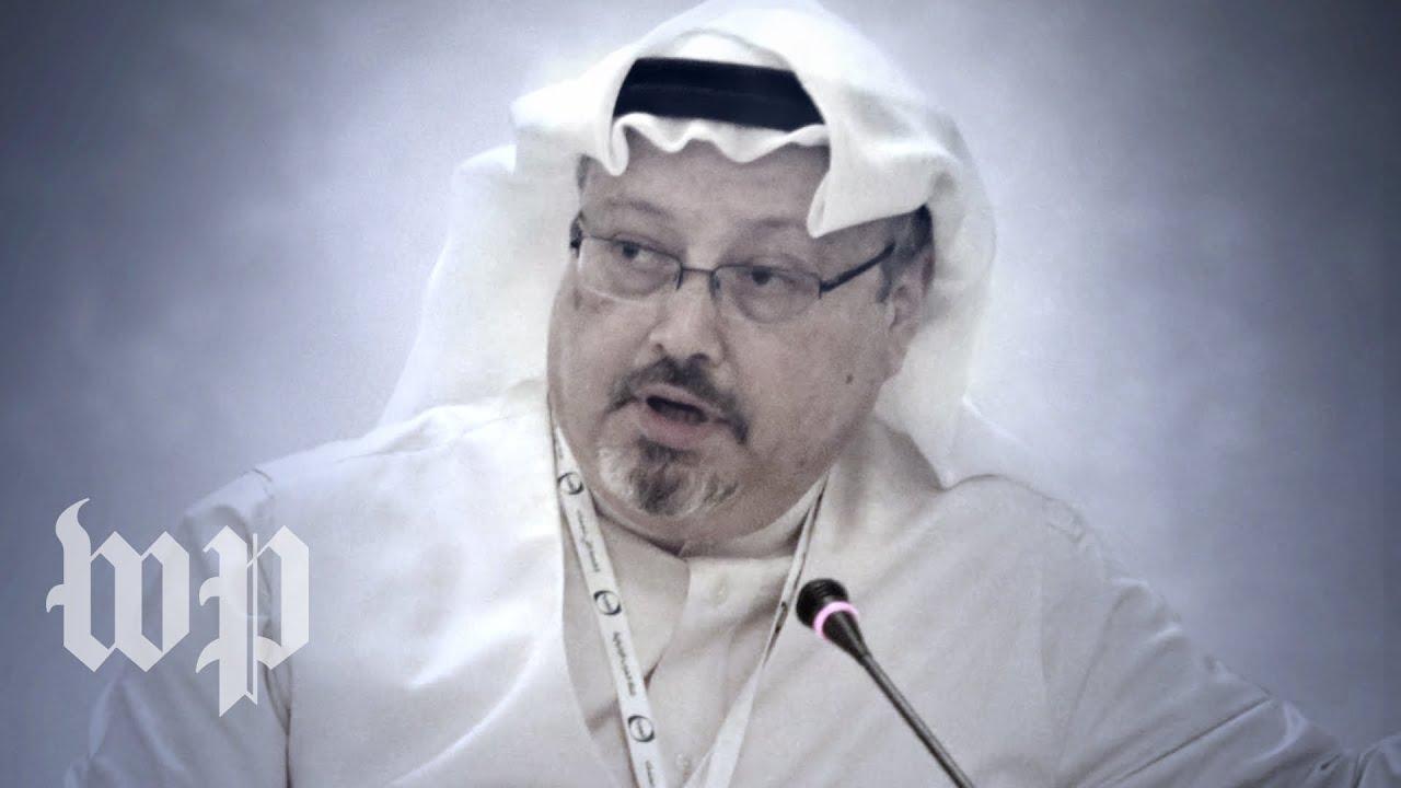 Opinion | Listen: In a previously unheard recording, Jamal Khashoggi talks Saudi Arabia and freedom