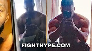 JAMIE FOXX AS MIKE TYSON FIRST LOOK; GETTING JACKED TO 216-230 LBS & CONFIRMS BIOPIC MOVING FORW