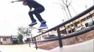 Stoner Skate Plaza Montage: Manny Santiago