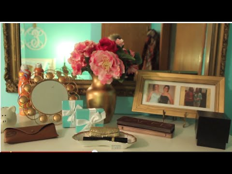 room decor how to make your dresser classy elegant - Dresser Decor