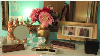 Room Decor: How To Make Your Dresser Classy & Elegant!