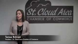 St. Cloud Chamber And Convention And Visitors Bureau Move To New Building