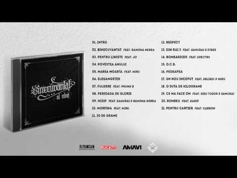 El Nino feat. Spectru  - Bombardier (Prod. Criminalle)