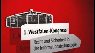 1. Westfalen-Kongress am 30. Oktober 2012 in Dortmund
