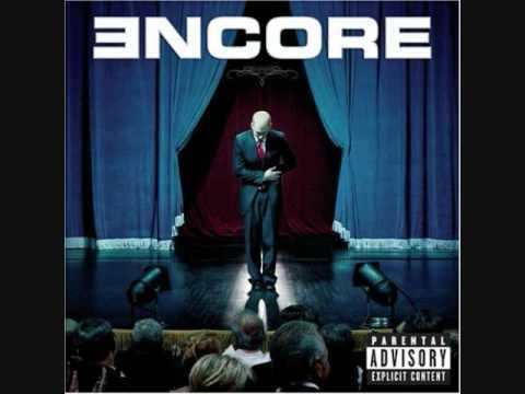 Eminem- Rain Man music