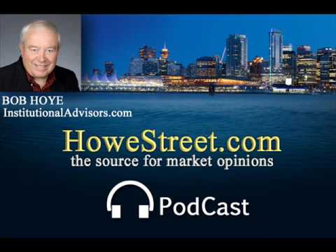 Oil to Drop Taking Loonie With It ? Bob Hoye - August 26, 2016