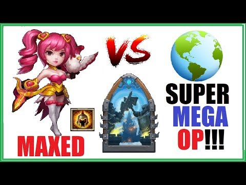 IGG Should NOT Released THIS HERO - CRAZY DOVE KEEPER Sniping Castle Clash