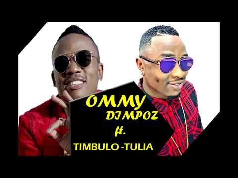 Ommy Dimpoz ft Timbulo Tulia (New official audio music) 2017