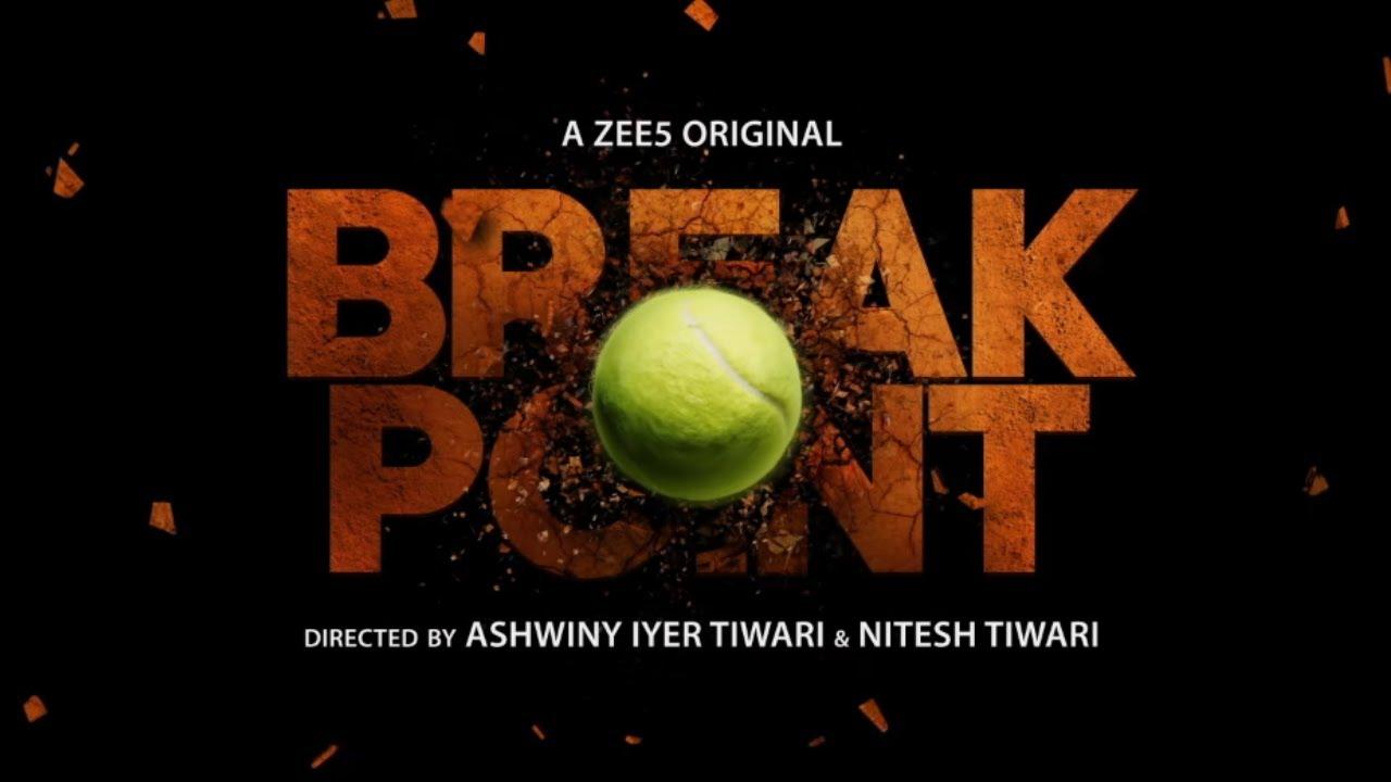 BREAK POINT | Official Trailer | A ZEE5 Original | Premieres 1st Oct 2021 on ZEE5