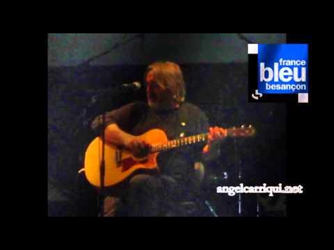 Angel Carriqui france bleu besançon 19 07 2015 version ...