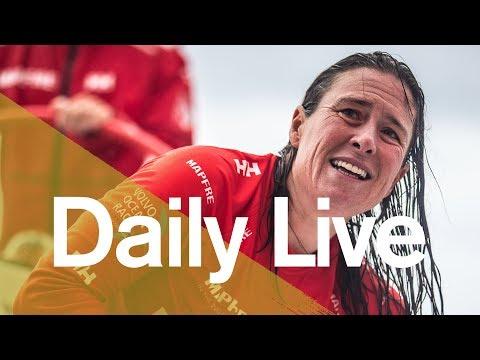 Daily Live – 1300 UTC Friday 12 January | Volvo Ocean Race