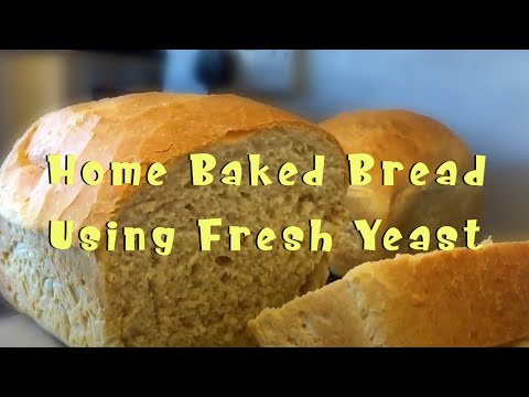 how-to-cook:-homemade-bread---using-fresh-yeast