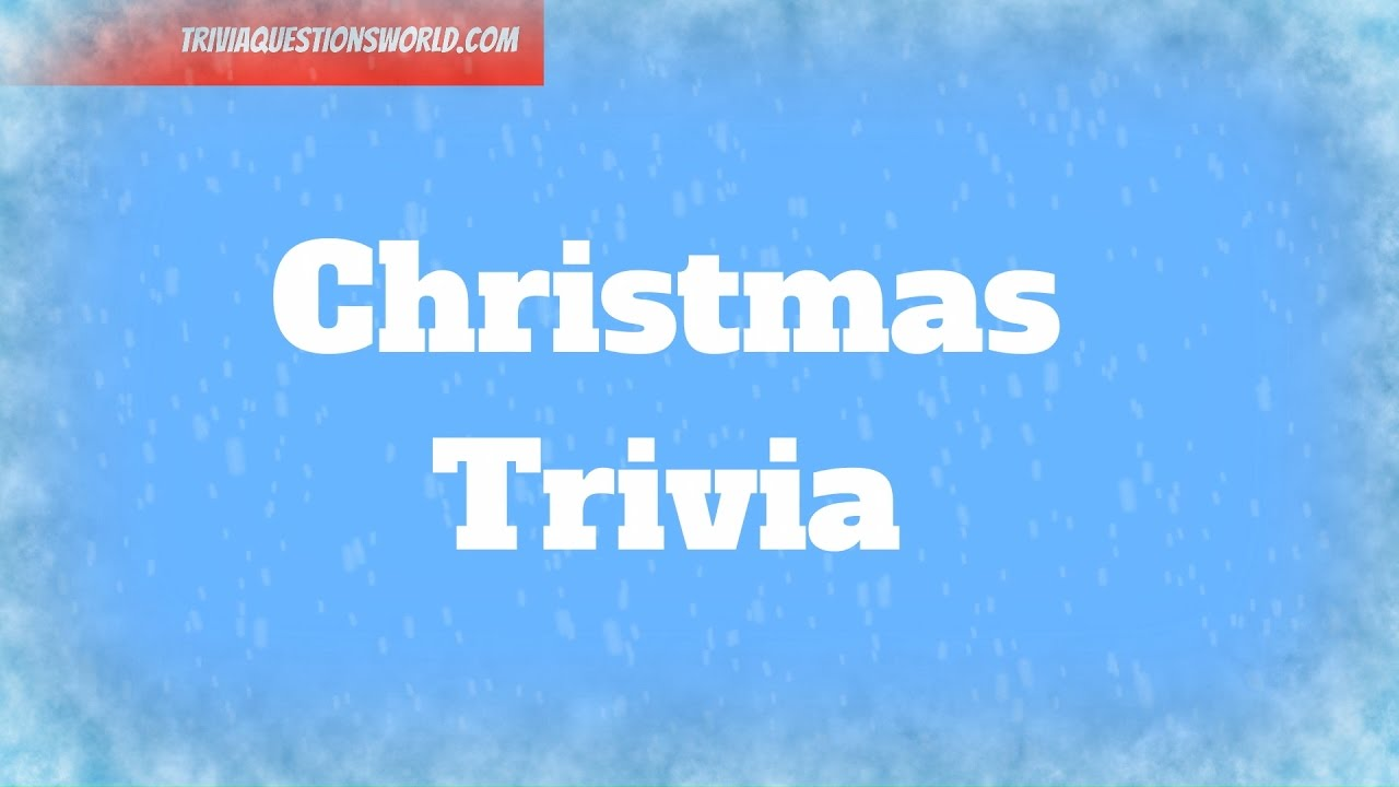 40 Challenging Christmas Trivia Questions – How many can you answer?