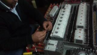 تركيب لوحة التحكم لجلاية بلاط 2