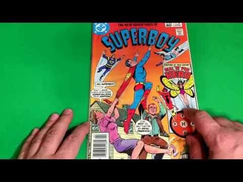 Classic Superboy Comic Book Series Retrospective: The New Adventures of Superboy, 1980-1984