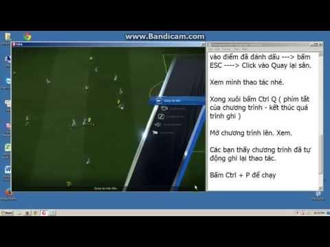 FIFA Online 3 ► Hướng dẫn Auto đá Giả lập