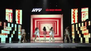 [HTV AWARDS] [LIVE SHOW 2] MASHUP KISS ME - THỦY TIÊN (21/03/15)