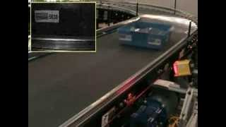 Tote ID, Scanning, and Sorting by DataMan barcode readers